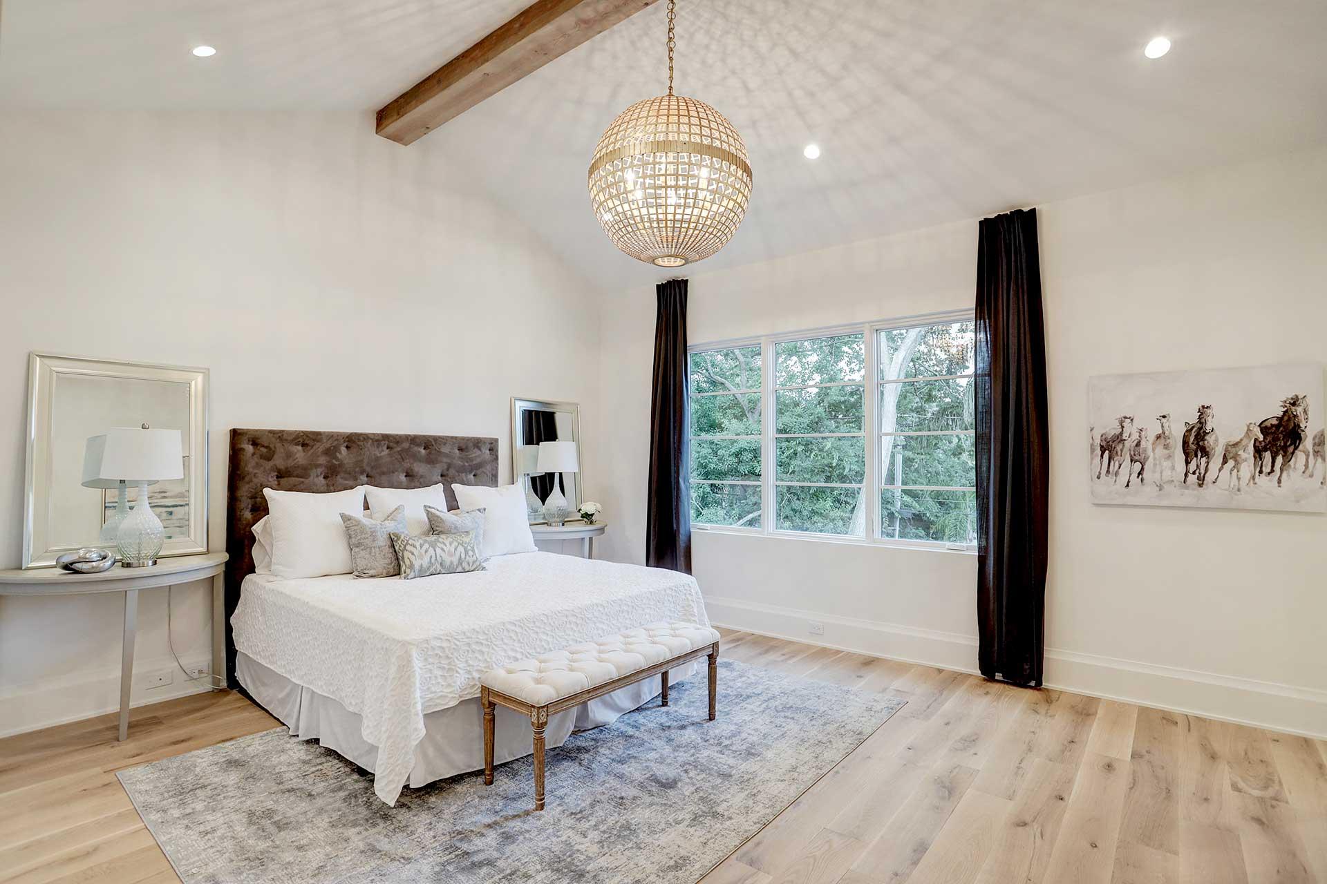 Rutgers Master Bedroom